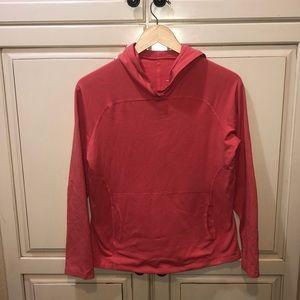 PrAna running sweatshirt